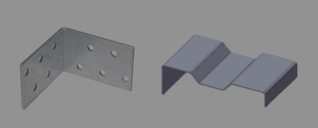D coupe laser pliage de m tal acier inox aluminium for Decoupe inox sur mesure